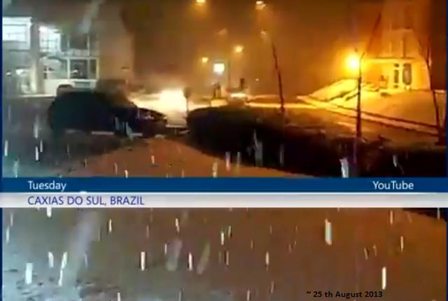 snow in brazil aug 2013