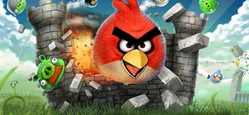 Angry Birds - Những chú chim tức giận (Game Android)