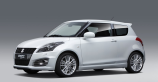 Suzuki will premiere the new Swift Sport at Frankfurt Motor Show