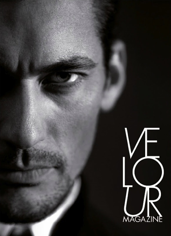 David Gandy by Eddie Bovinton for VELOUR Magazine #4, 2011