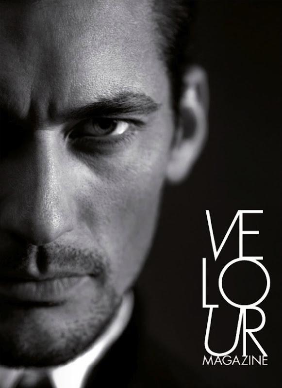David Gandy by Eddie Bovinton for VELOUR Magazine #4, 2011