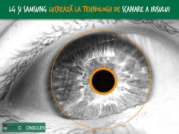 samsung iris scanning