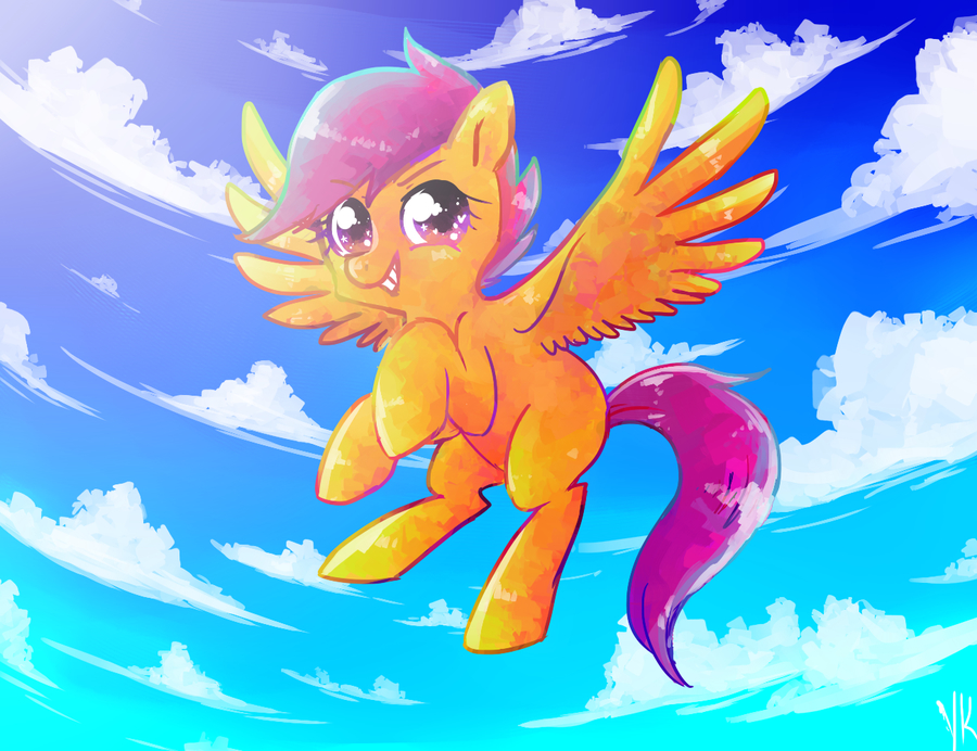 The Brony Chef Project Brony Chef Project 10 Scootaloo Cmc Series 1 Scootaloo is a one of the secondary characters in my little pony friendship is magic. the brony chef project blogger