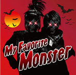 LM.C My Favorite Monster CD only