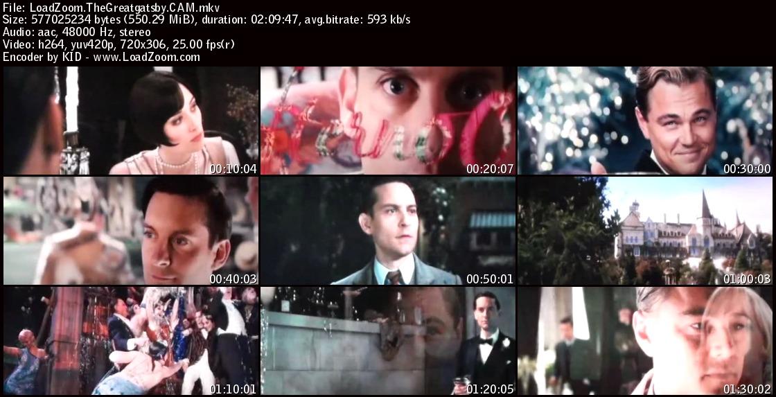 movie screenshot of The Great Gatsby  fdmovie.com