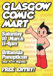 Glasgow Comic Mart