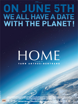 Plakat HOME