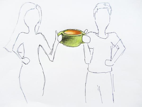 Trečias kokybiškų santykių ingredientas - tobulėjimas drauge