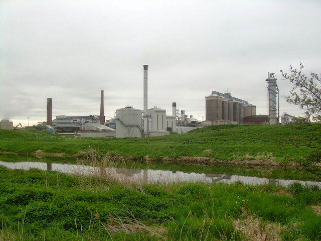 British Sugar Wissington factory