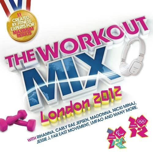 Download - CD The Workout Mix London 2012