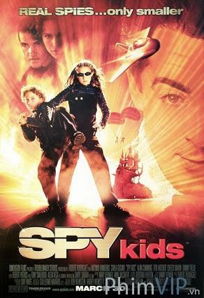 Điệp Viên Nhi 1 - Spy Kids 1 poster