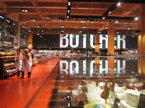 Fish-eyed View, Loblaws Supermarket-Empress Walk, North Yo… | Flickr