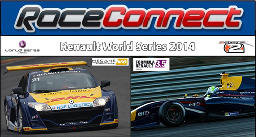 2014 rf2 Renault World Series