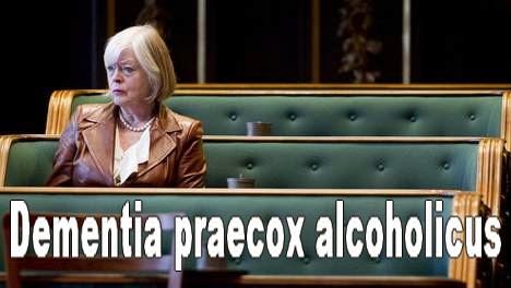 Heleen Dupuis dementia praecox alcoholicus alzheimer