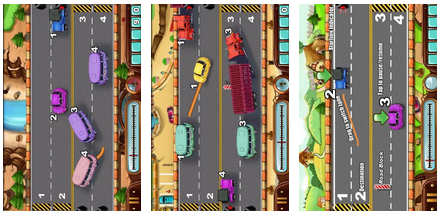 Traffic Control game for Android