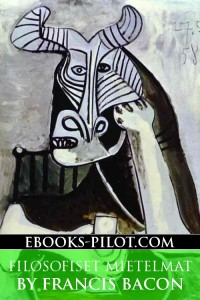 Cover of Filosofiset Mietelmat