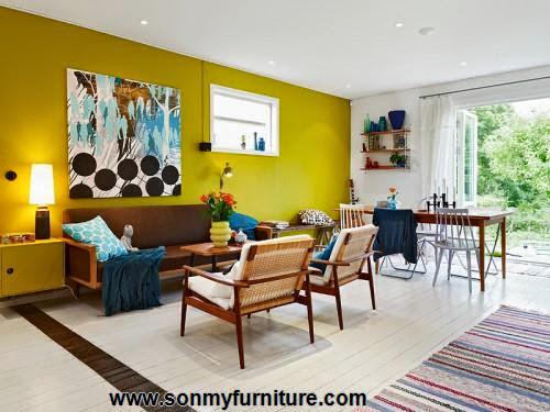 Ý tưởng thiết kế nội thất Bắc Âu cho nhà đẹp-9