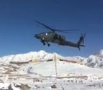 حادثة طائرة هليكوبتر