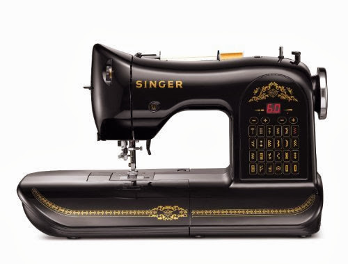 SINGER Factory Serviced 160 Anniversary Limited Edition Computerized Sewing Machine