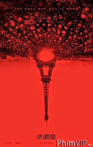 Hầm Mộ Ma Quái - As Above, So Below poster