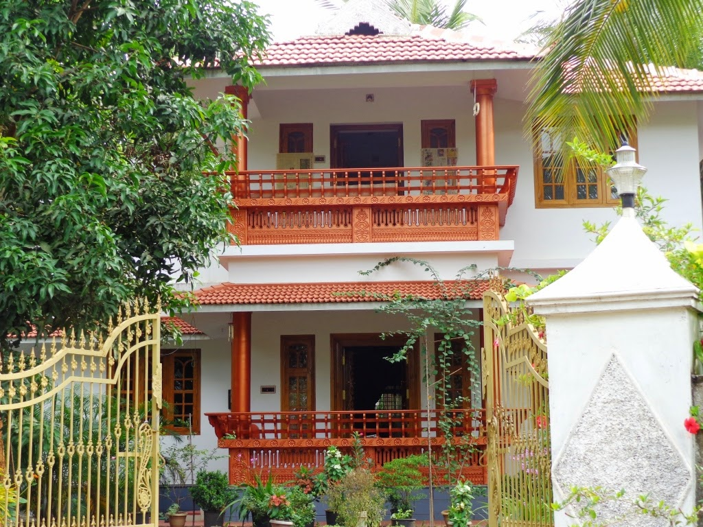 Our dream home kerala feed lekshminivas thottakom my for Kerala dream home photos