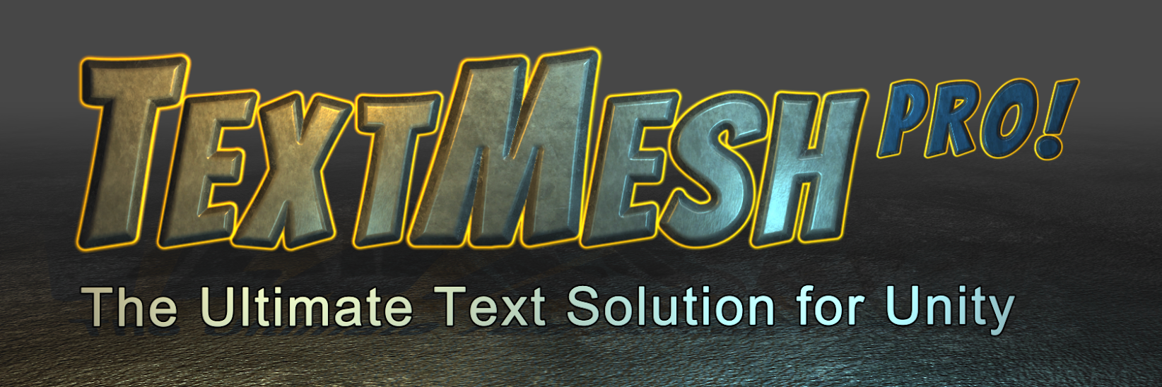 Color unity examples - Three Textmesh Pro Objects As Seen In The Unity Editor