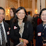 Geoffrey Why (Commissioner, Massachusetts Department of Telecommunications and Cable) and AALAM founding members Diane Young Spitzer (Massachusetts Securities Divison) and Marian Tse (Goodwin Proctor LLP).