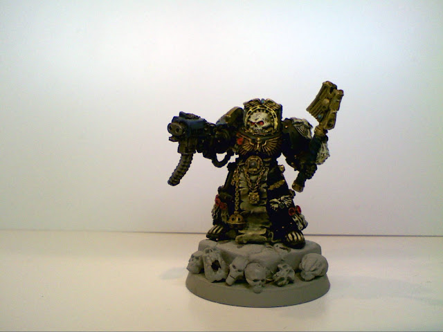 Chaplain DuChamps