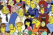 Busca al infiltrado de los Simpsons