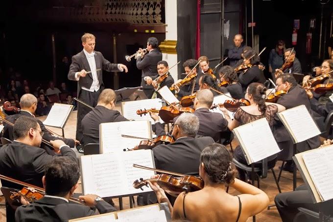 Natal: Orquestra Sinfônica e Camerata de Vozes apresentam Concerto Natalino na Catedral