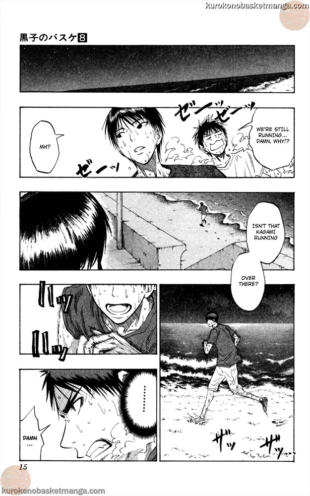 Kuroko no Basket Manga Chapter 62 - Image 13