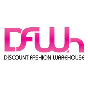 Discount Clothing Plain City OH Discount Fashion Warehouse Logo
