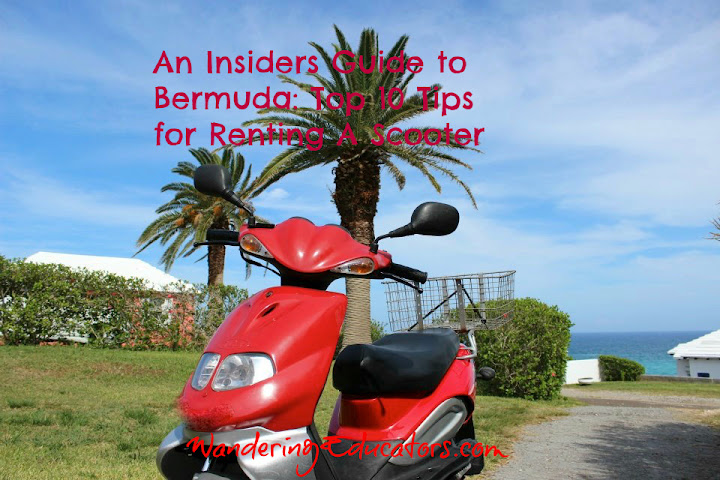 An Insider's Guide to Bermuda: Top 10 Tips for Renting a Scooter