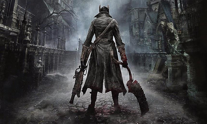 Bloodborne - 2015-oyun