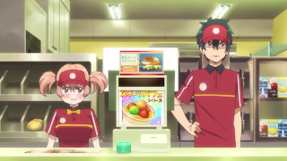 The Devil is a Part-Timer Review Screenshot 2