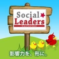 Social Leadersのイメージ