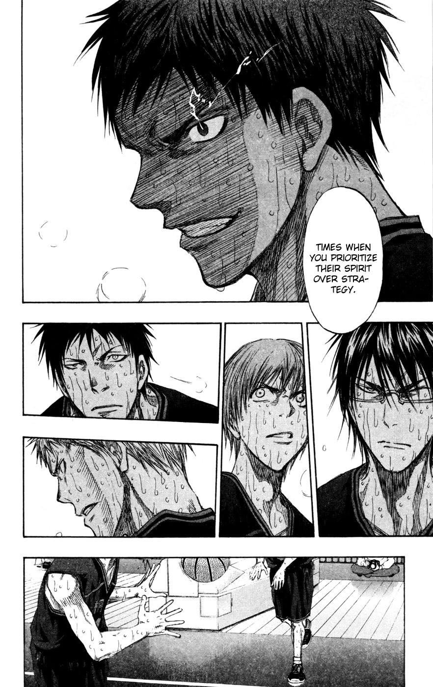Kuroko no Basket Manga Chapter 137 - Image 04
