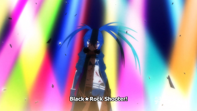 Black Rock Shooter TV Episode 8 Screenshot 8