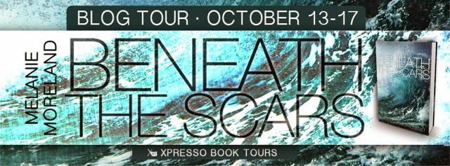 Blog Tour: Beneath The Scars By Melanie Moreland