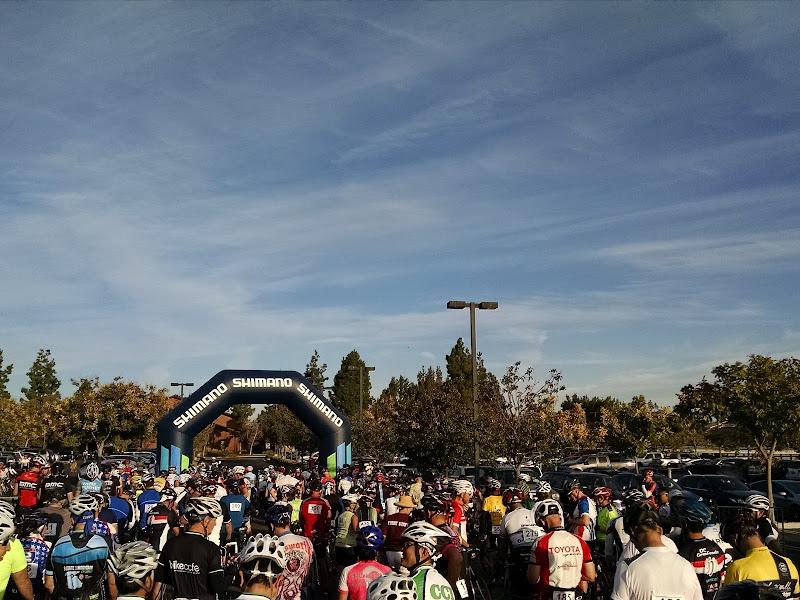OC Gran Fondo • Start in Irvine
