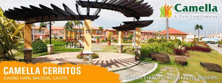 Community Overview - Camella Cerritos | House and Lot for Sale in the Philippines