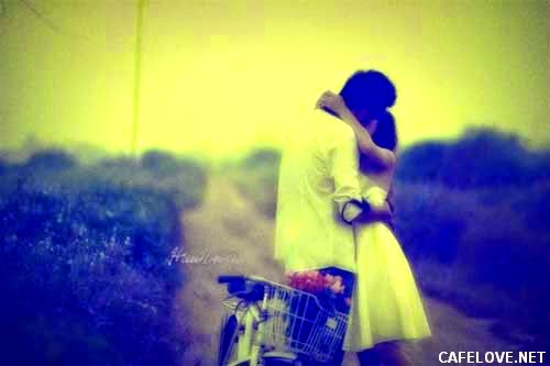 Hình ảnh tình yêu lãng mạn và hạnh phúc nhất