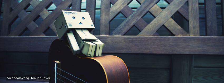 Danbo và Guitar
