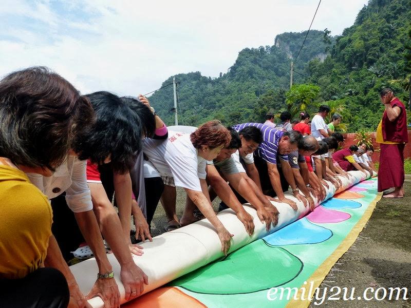 Universal Medicine Buddha Mantra Puja