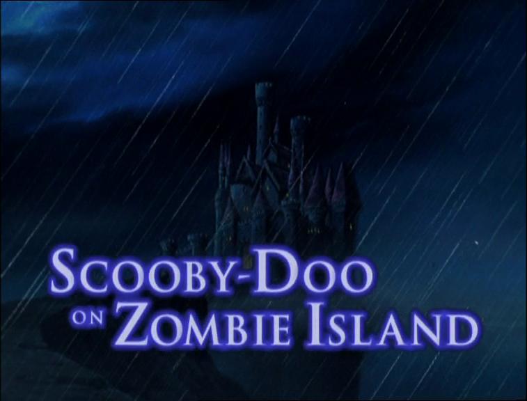 Scooby-Doo on Zombie Island 27x40 Movie Poster (1988
