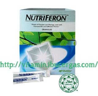 Nutriferon Nutriferon - Fungsi Sistem Imun Badan Image17326306