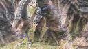 Carte du Verghellu avec la boucle par Scarsa a Deda