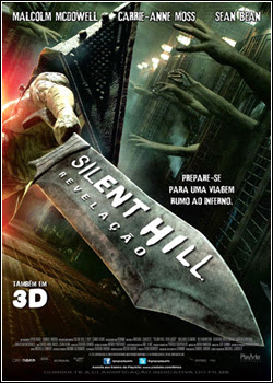 5 Silent Hill   Revelação   R5   Dual Áudio