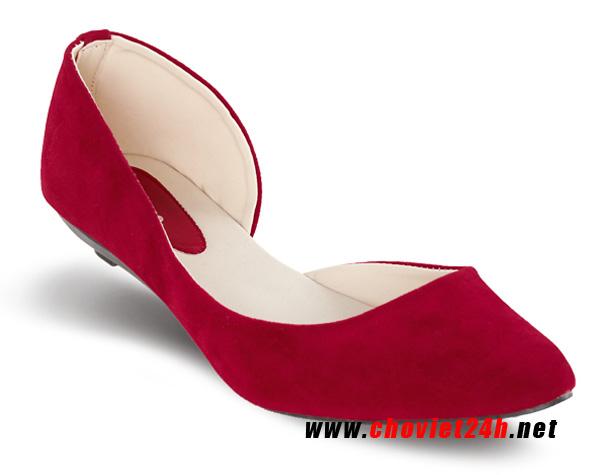 Giày thời trang Sophie Nola Red