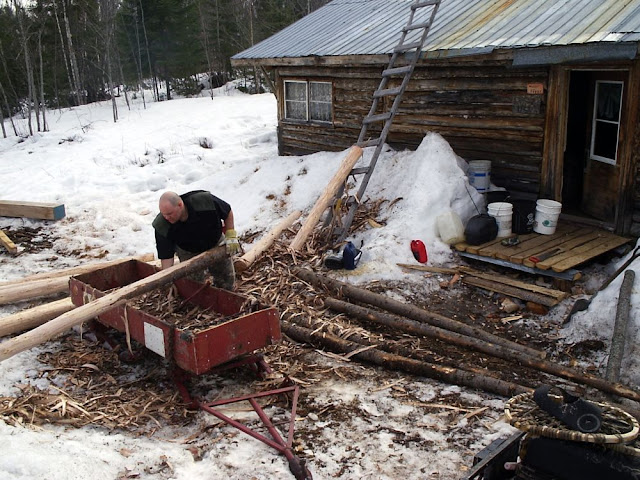 What Do You Think Is The Best Firewood Hauling Sleigh Design Page